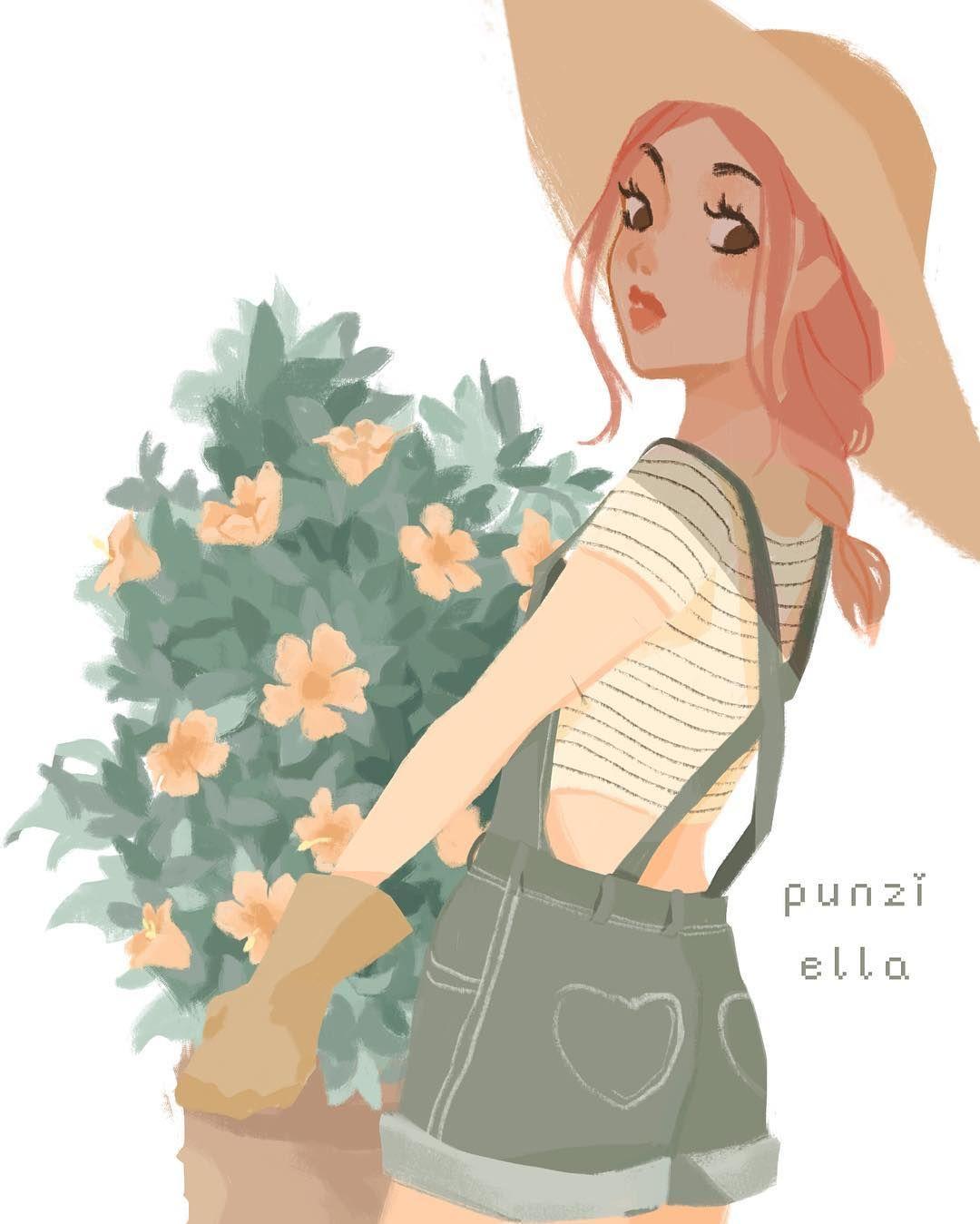 woman illust」おしゃれまとめの人気アイデア|pinterest |kimijima