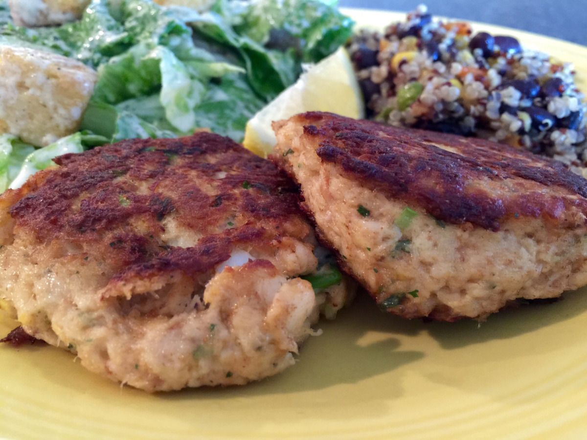 Budget friendly crab cakes crab claw meat recipe crab