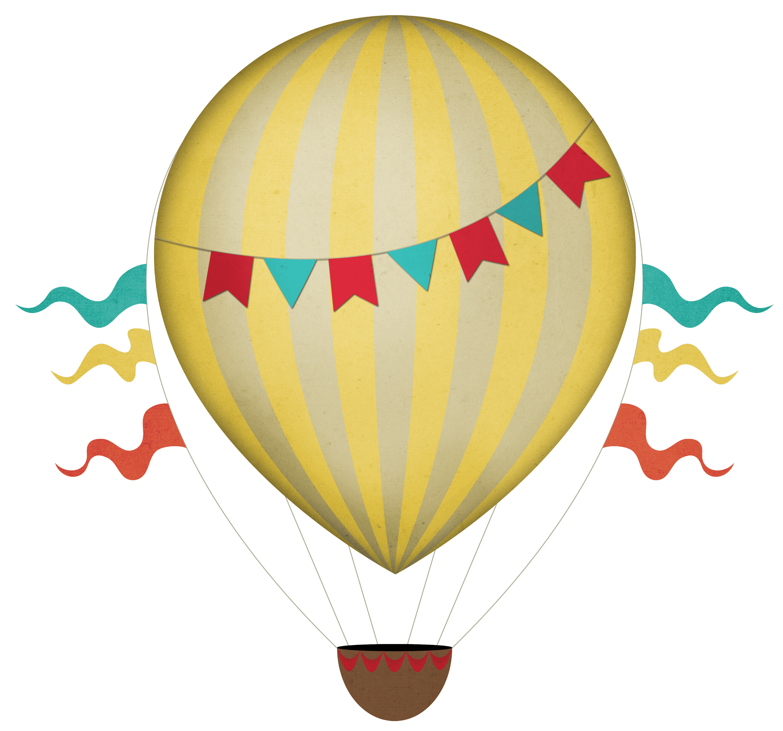 Hot Air Balloons Clipart Png Hot air balloon clipart