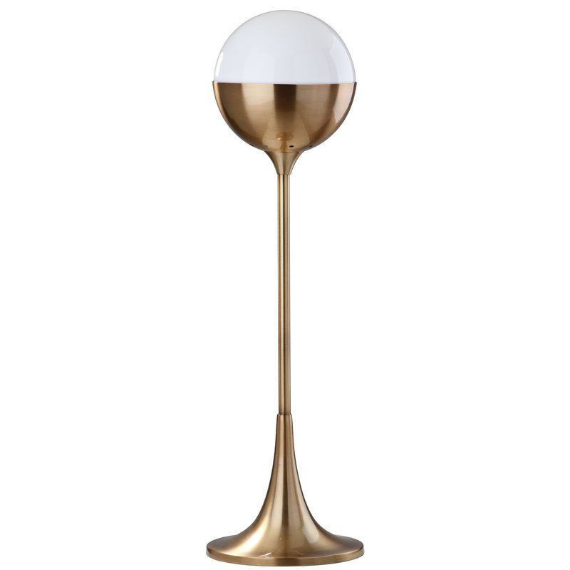 You Ll Love The Aubrey 27 Amp Quot Table Lamp At Allmodern With Great Deals On Modern Lighting Products And Free Shipping On Most Gold Table Lamp Table Lamp