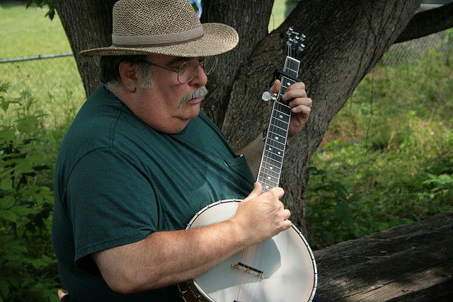Old Time Clawhammer Style Banjo Kentucky Olds Sense Of Place