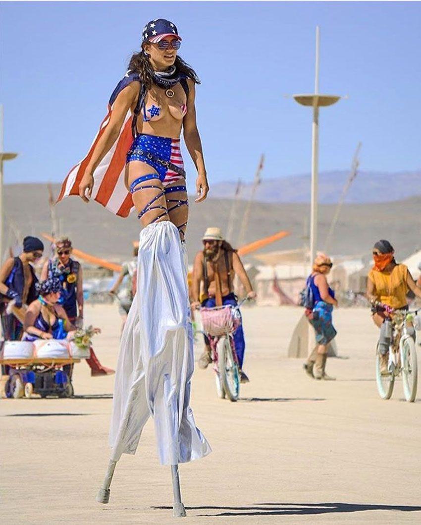 Image Result For Burning Man 2016 Uncensored  Friends Of -9103