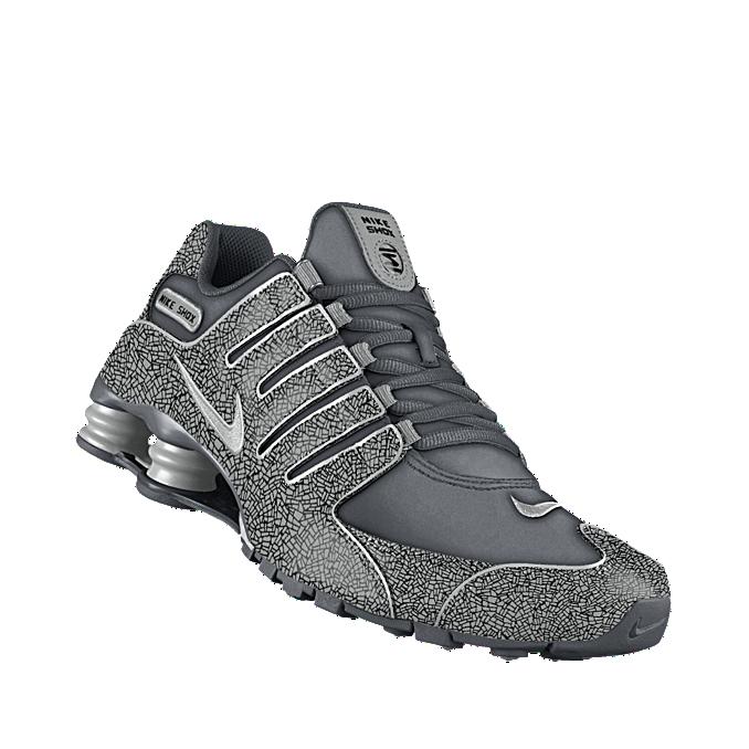 NIKEiD. Custom Nike Shox NZ iD Women s Shoe  f62b0a225d