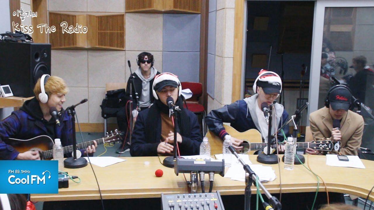데이식스 DAY6 'Free하게' 라이브 LIVE / 161224[이홍기의 키스 더 라디오]