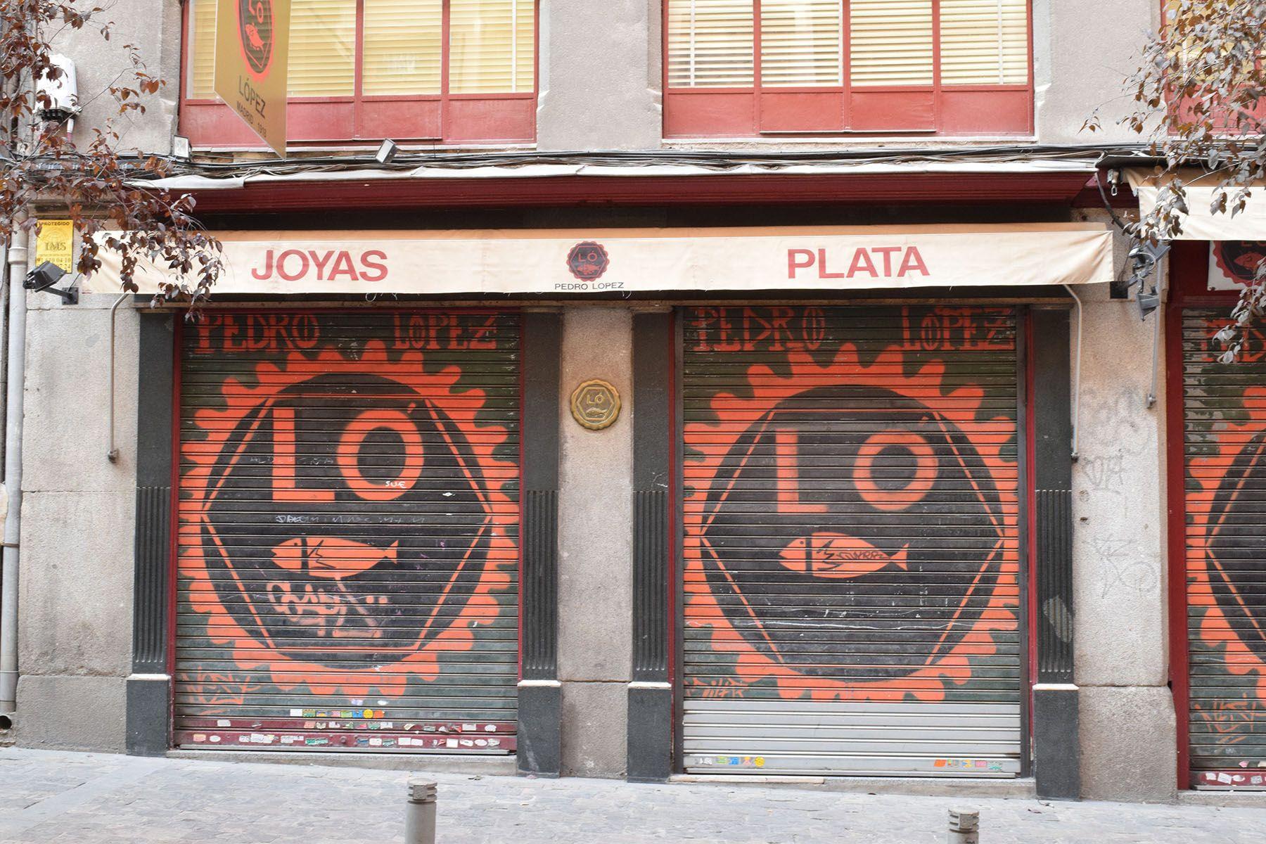 Calle del Prado, 3. Barrio Huertas y Las Letras. Madrid 2015