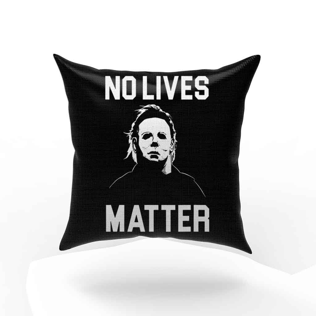 Halloween horror movie no lives matter michael myers funny