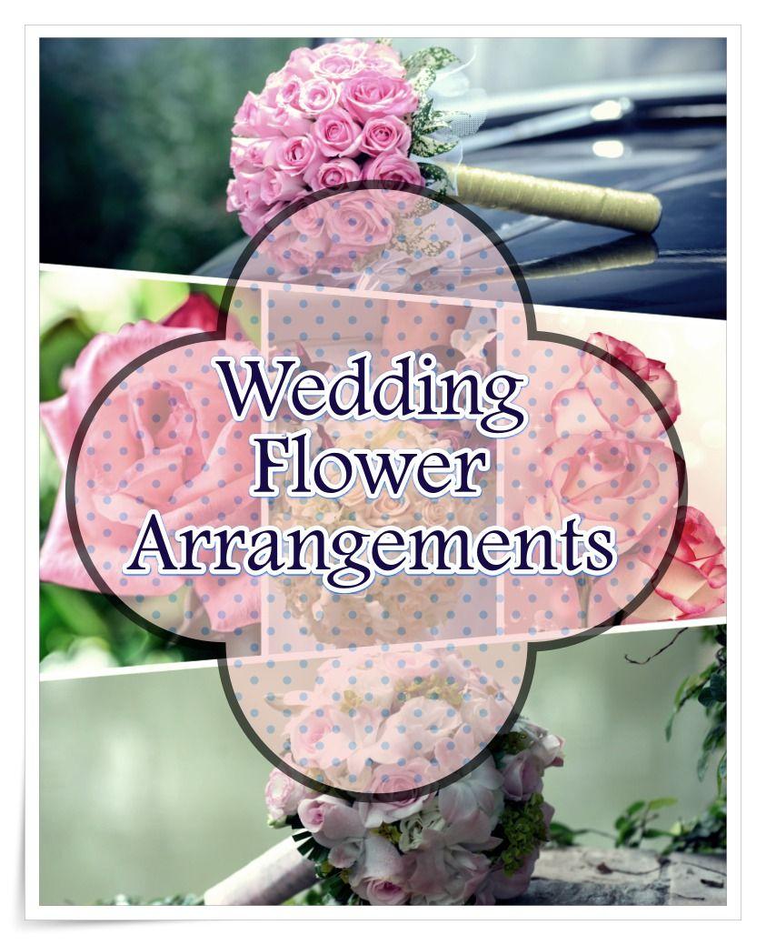Wedding Flower Arrangements Help