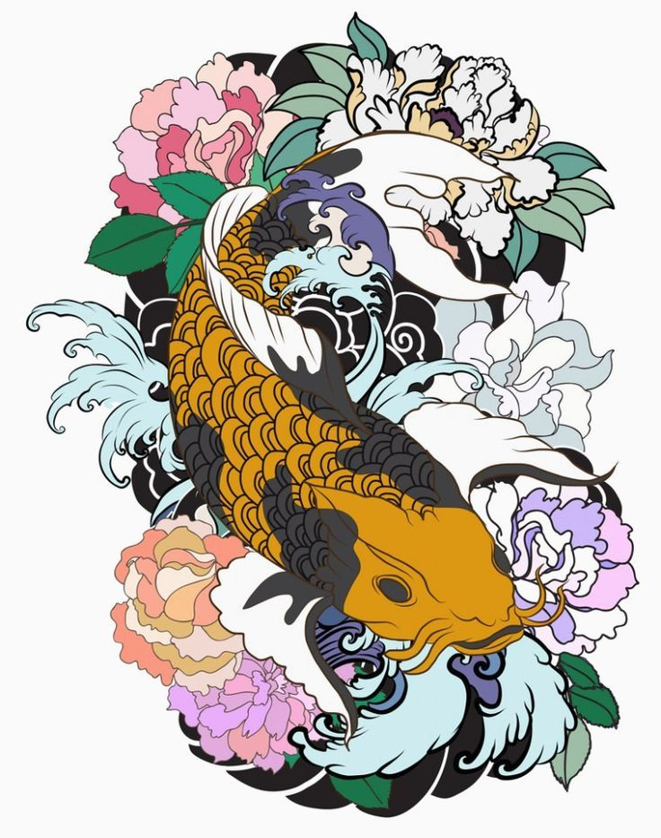 Japanese Dragon Tattoos Color Body Suit Tattoos