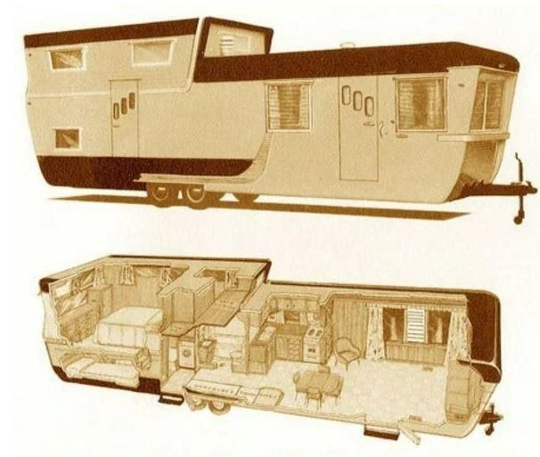 1954 Pacemaker Tri-Level Mobile Home Remodel on 1950 mobile home, 1955 mobile home, 1957 mobile home, 1952 mobile home, 1956 mobile home, 1958 mobile home,