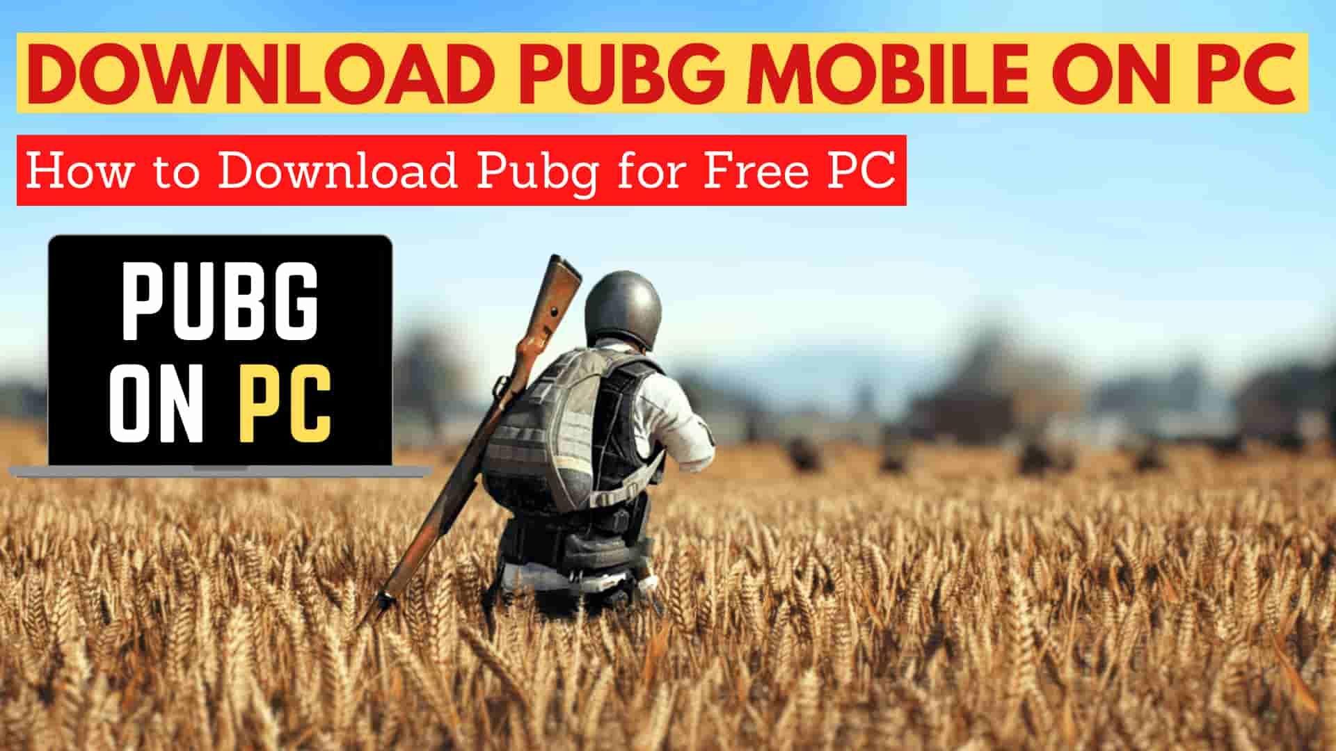 Download PUBG for Free on PC Best PUBG Emulators for PC