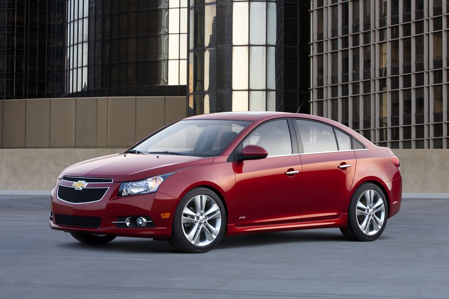 Production Increased For The Popular Cruze Chicago Chevrolet - Chevrolet dealers in chicago