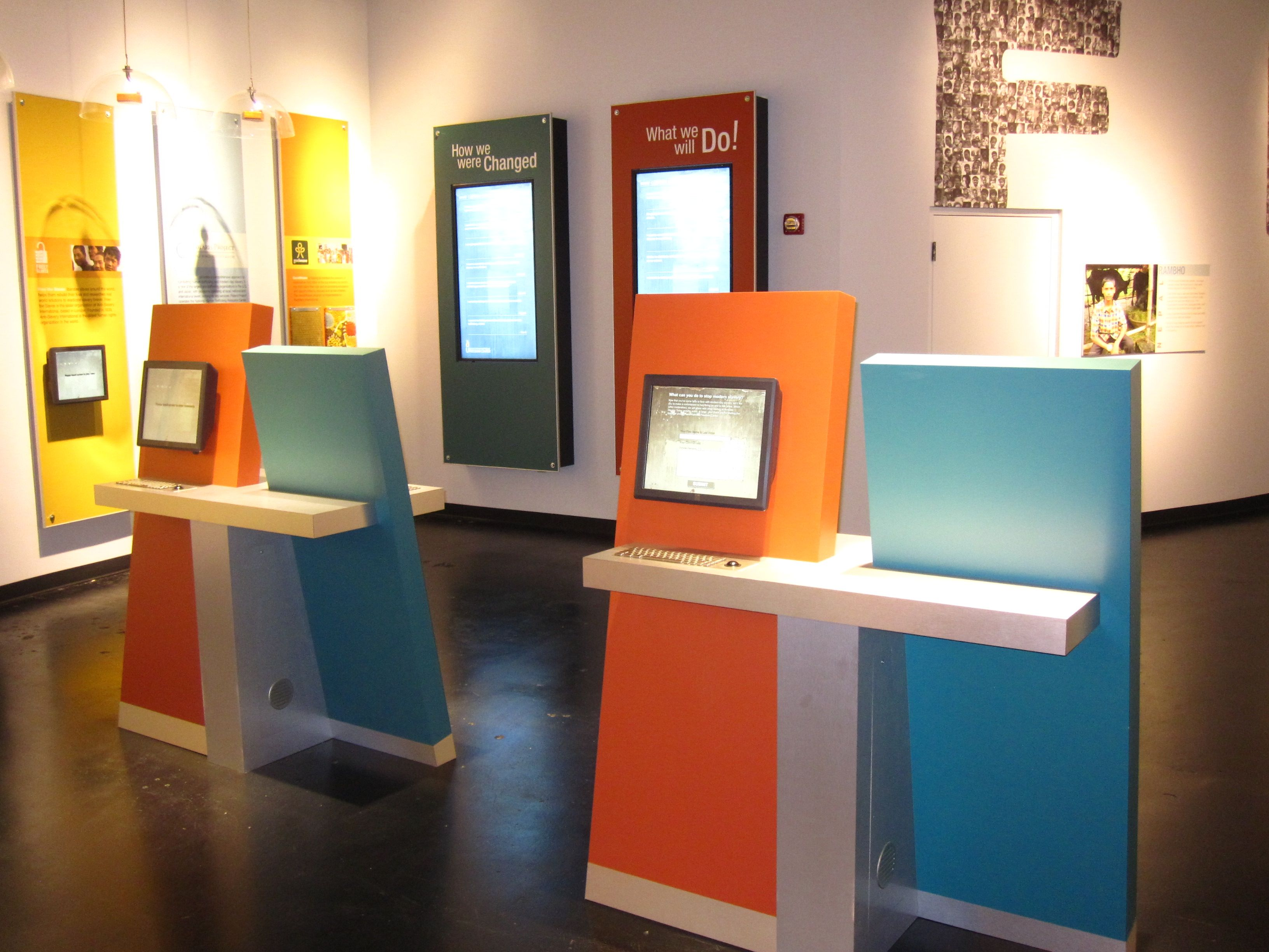 interactive kiosks - Google Search
