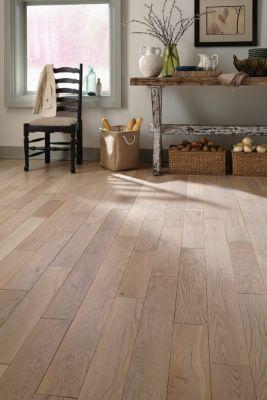 Iceberg Oak Solid Hardwood 34in X 5in Floor And Decor