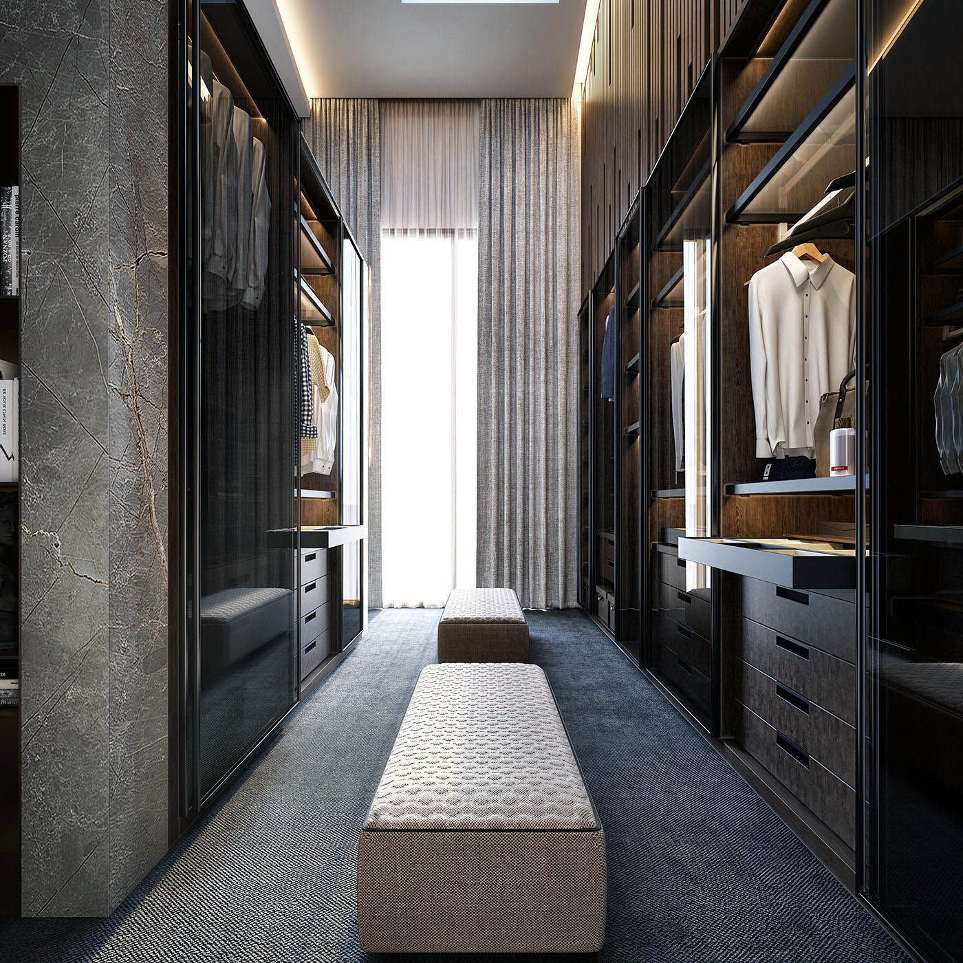 14 Hitting Expert Bedrooms You Ll Intend To Stay In Luxury Bedroom Master Walk In Closet Design Dressing Room Design