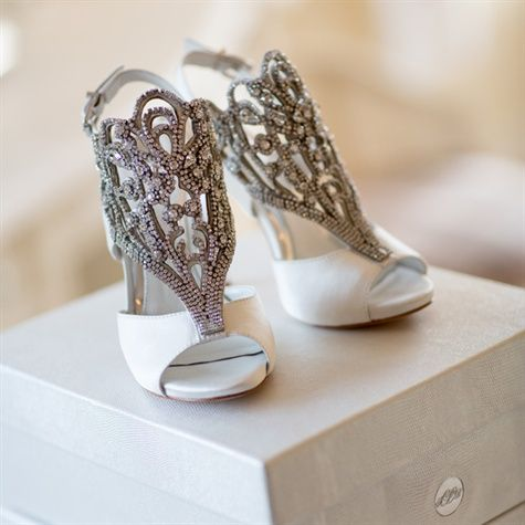 Custom Vince Camuto Bridal Shoes Vera Wang Wedding Shoes Fun