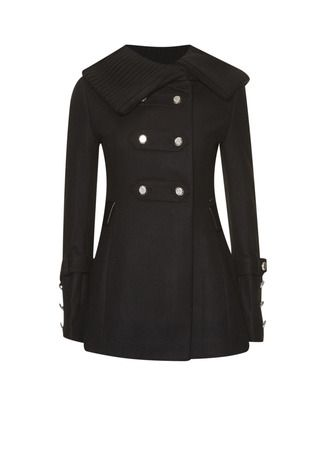 Military mantel dames