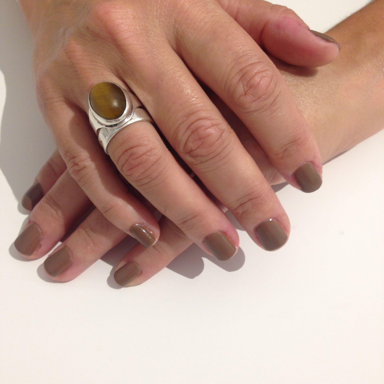 We #love this #colour! #natural #buck #naked #gel #polish | Nails at ...