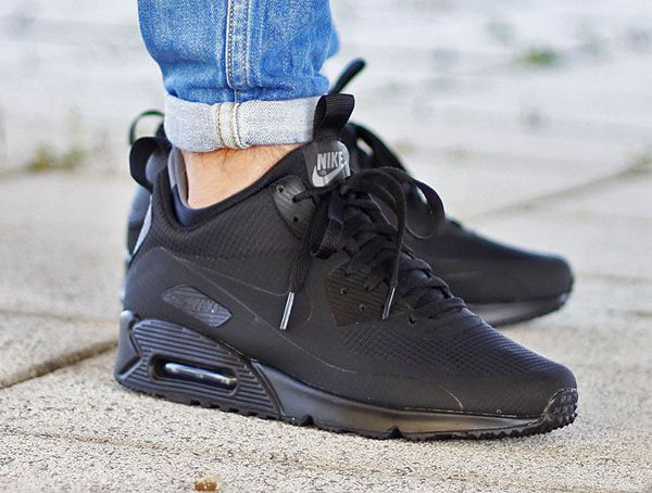 sale retailer 79ab1 a2932 ... czech nike air max 90 mid winter black e2295 dcf5e