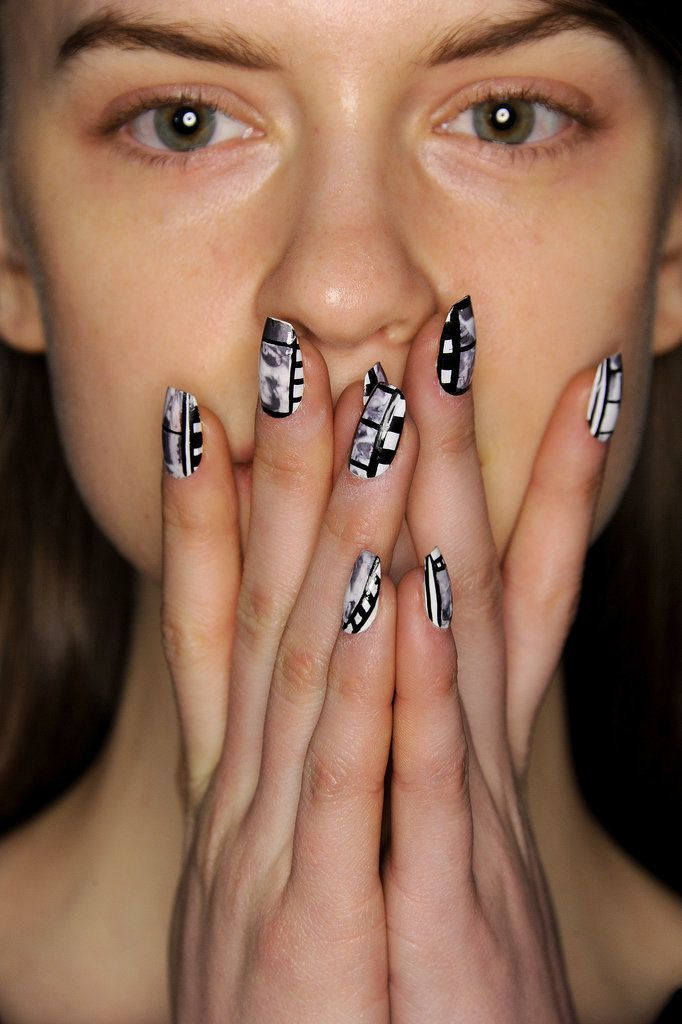 Fall Manicure Trends You Need to Wear Now | Fall 2015, Nail trends ...