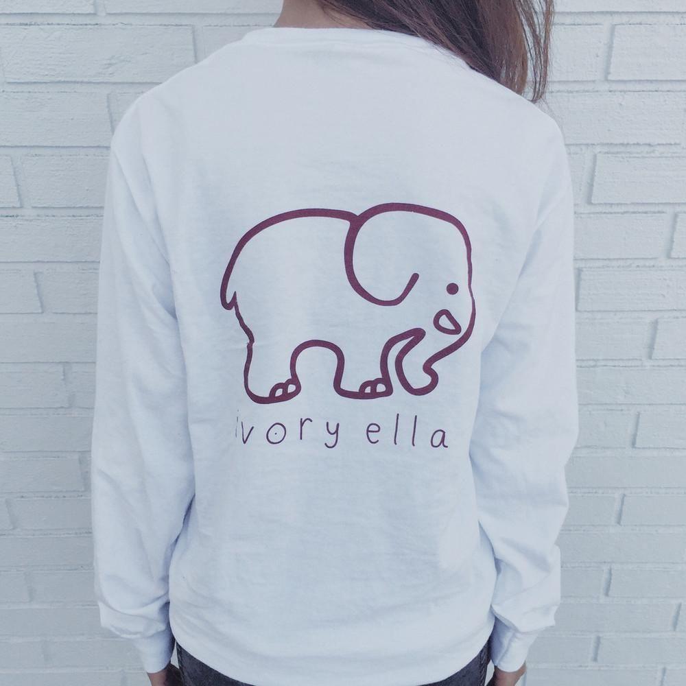 2191a1bac3b6ef Ivory Ella Elephant Galaxy T-Shirt in 2018