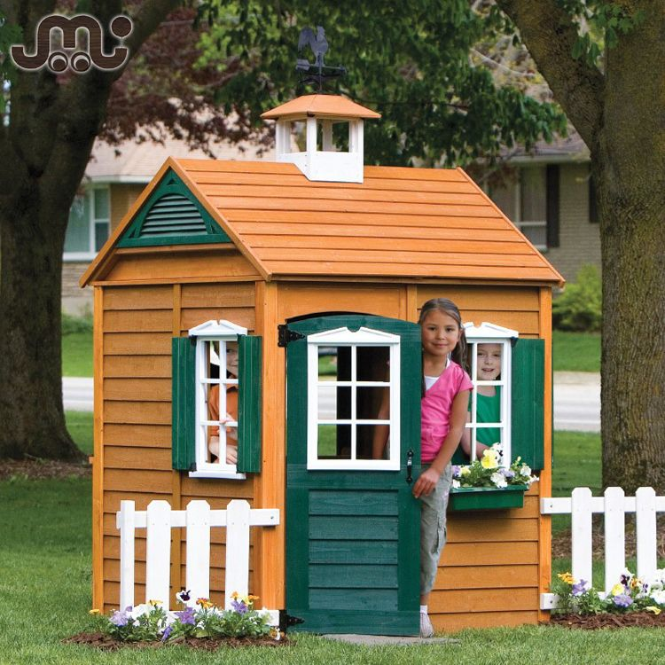 playhouse for kidswooden playhouse kids outdoor playhouse how to build a playhouse - Plans For Outdoor Playhouses