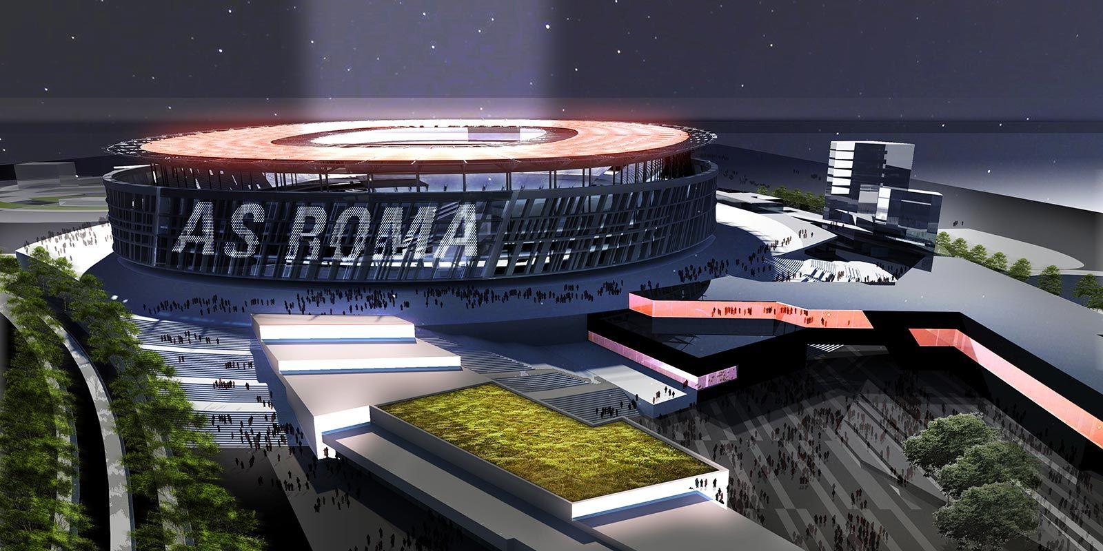 futur stade as roma