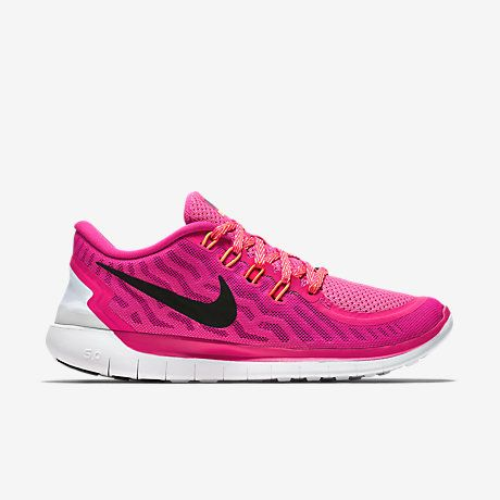 7a970a66bd94 Nike Free 5.0 Women s Running Shoe - Size 8 - On Sale!