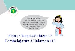 Kunci Jawaban Buku Tematik Tema 4 Kelas 6 Halaman 91 92 94 95 Koesrow Buku Belajar Halaman