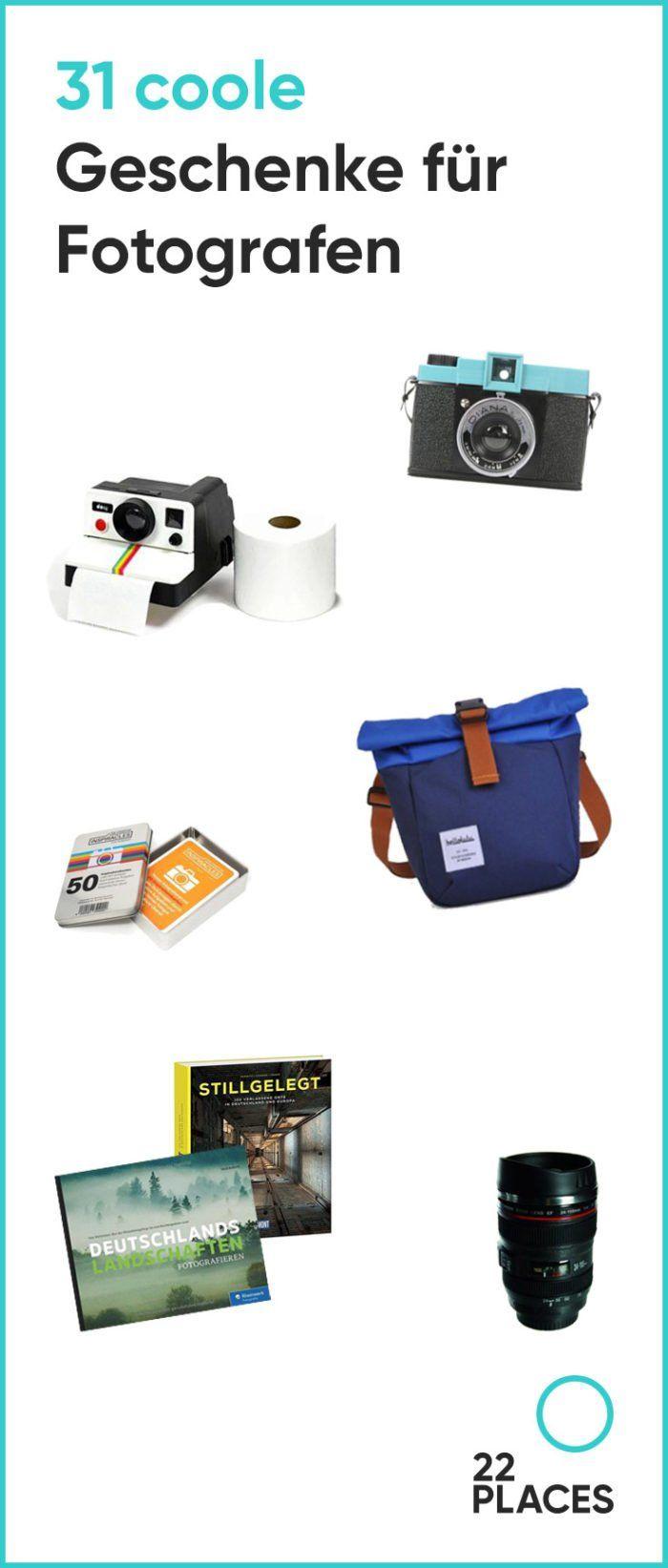 Geschenke für Fotografen: 22 tolle Geschenkideen für Fotogeisterte ...