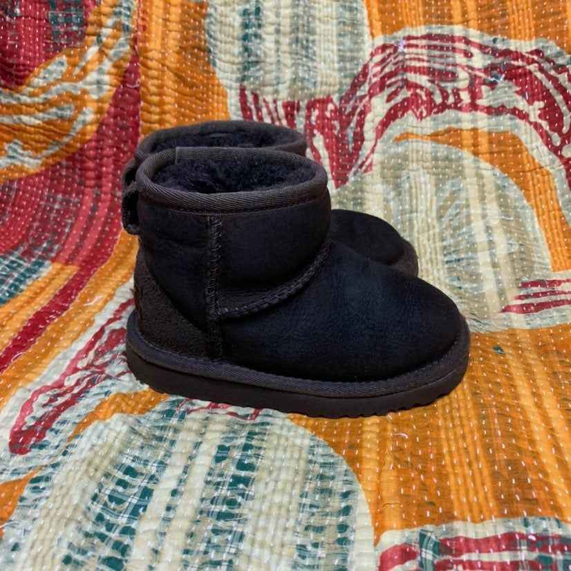 Ugg Brown Boots Toddler SIZE 7 | Boots