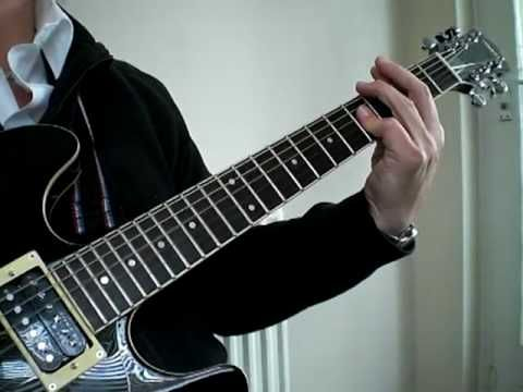 Learn How To Play Rockstar By Nickelback For Guitar Using Barre