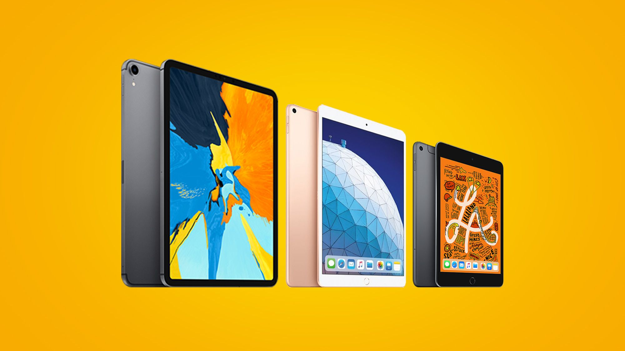 The Best Cheap Ipad Deals In November 2020 Cyber Cyber Monday New Tablets