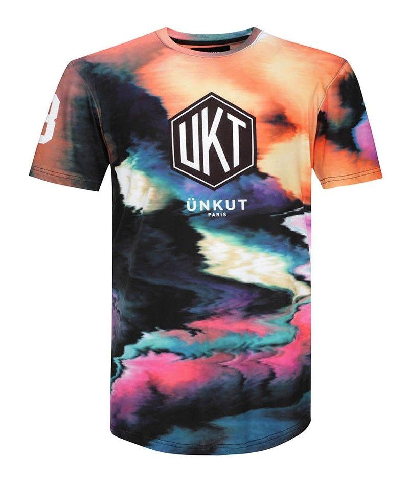 T Shirt Unkut Code Rose Unkut Shop Officiel