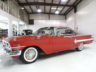 (eBay Advertisement) 1960 Chevrolet Impala Sport Coupe 1960 Chevrolet Impala Spo…