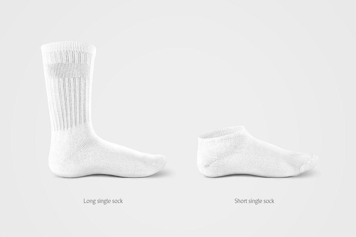 Download 27 Socks Mockup Psd Templates For Cool Showcase Texty Cafe ภาพวาด