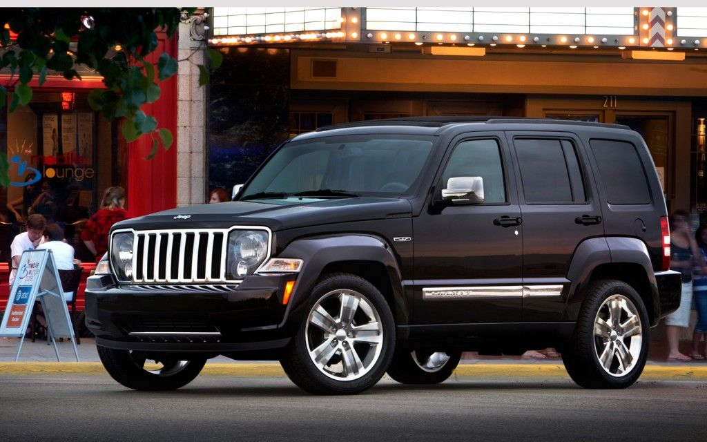 Report Jeep Liberty Production To Shut Down August 16 Jeep