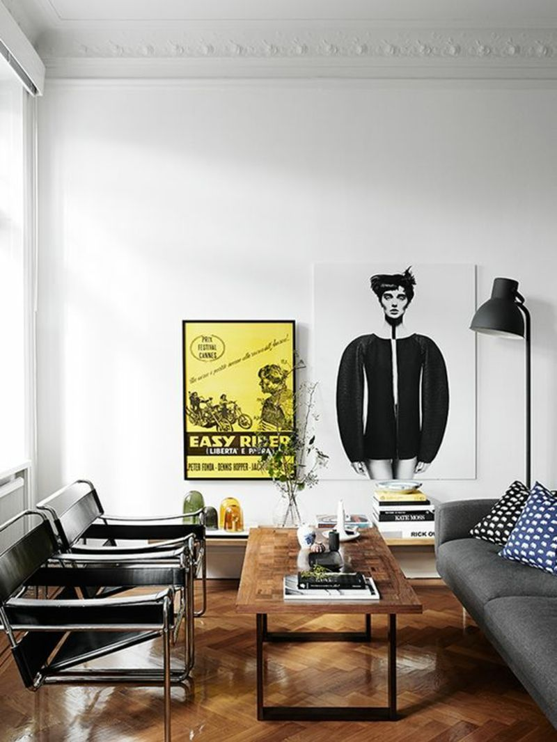 Skandinavisches Design: 120 stilvolle Ideen in Bildern
