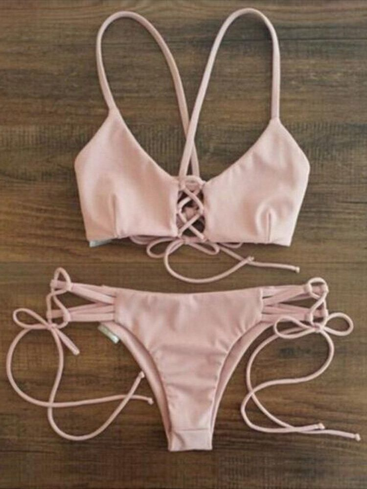 329d254fb6f9a It s your one stop bikini 17.99 for killing it every time. Polished and  refined with an unexpected pop of color. Glamorous Golden Flower Floral Bik…