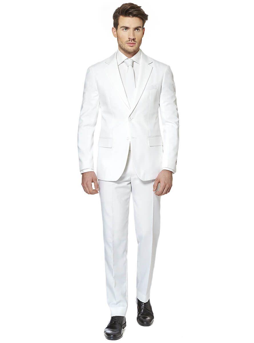 45615f695 Traje White Knight Opposuit para hombre