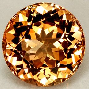 318da137b My November birthstone. I used to despise this color of the gem due to it's  weird brownish orange hue. Now I prefer it over others.