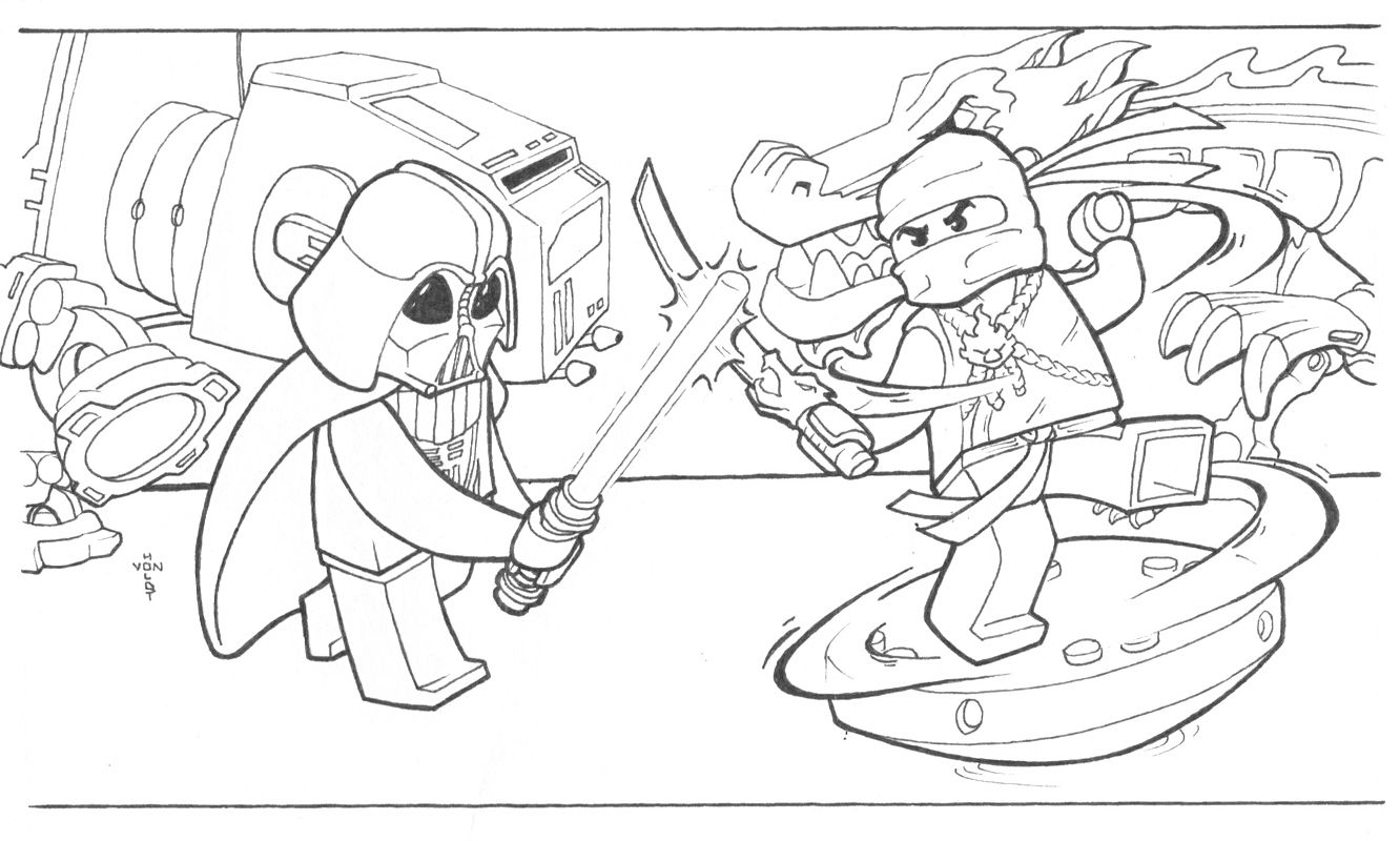 Playmobil Top Agents Ausmalbilder : Lego Ninja Go Coloring Pages 31 Pattern Pinterest