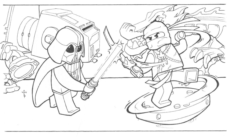 Ausmalbilder Playmobil Top Agents : Lego Ninja Go Coloring Pages 31 Pattern Pinterest
