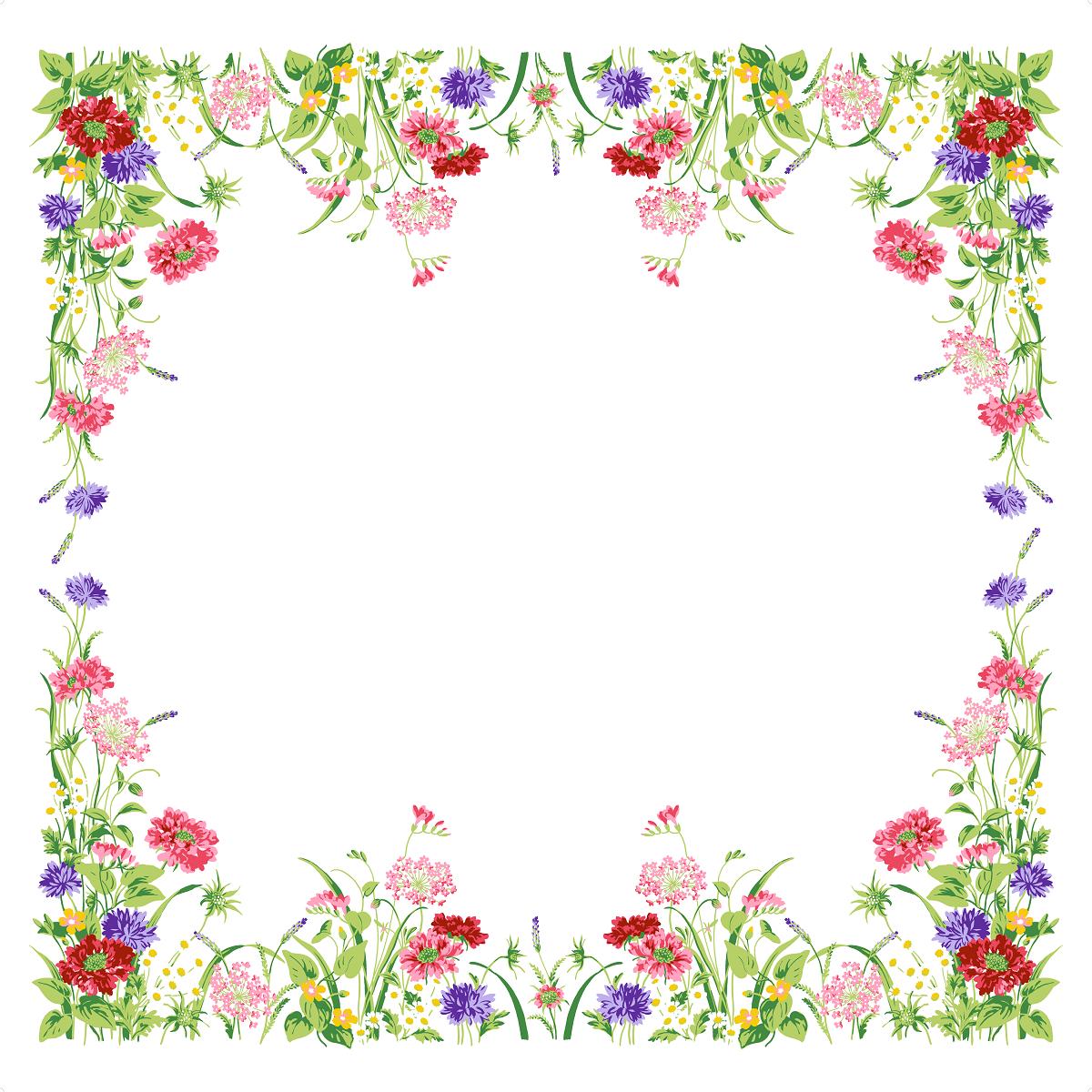 Coloriage Guirlande Fleurs.Epingle Par Rima Rourou Sur Photo Shop Fond Art Dessin