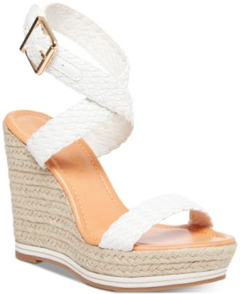 406e6b46549 Madden-Girl Narla Woven Platform Wedge Sandals in 2019 | Products ...