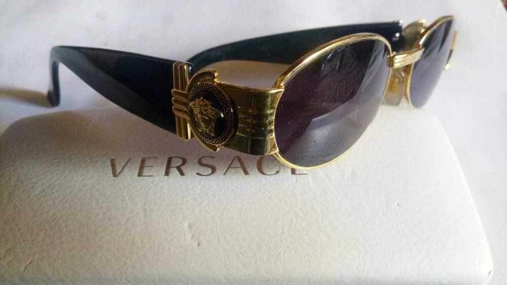 1bced3178370f Gianni Versace Medusa MOD S72 COL.07M Vintage Sunglasses Rare!!   GianniVersace