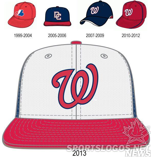 e1e8fa6b478 Washington Nationals 2013 batting practice cap.