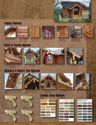 Tfbs And Options For Siding Options Shingle Siding House Styles
