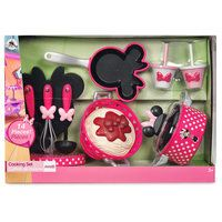 Minnie Mouse Cooking Play Set Minnie Mouse Kitchen Mickey Mouse