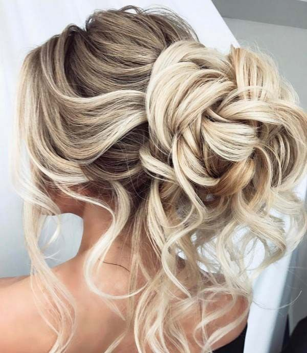30 Stunning Wedding Hairstyles Ideas In 2019: 15 Most Beautiful Updo Wedding Hairstyles To Inspire You