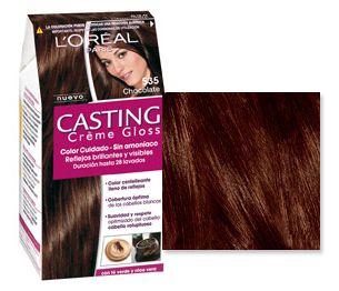 Casting Creme Gloss 535 Chocolate Tinta De Cabelo Cores De
